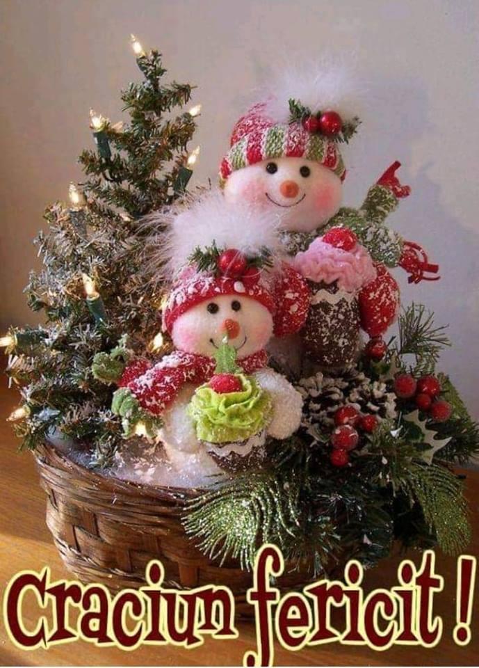 Cu ocazia sărbătorilor de iarnă 2018