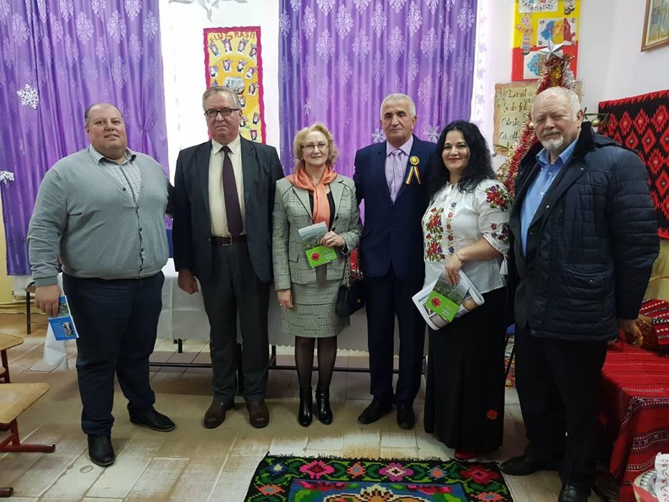 O  mare sărbătoare pentru satul Drăgugești