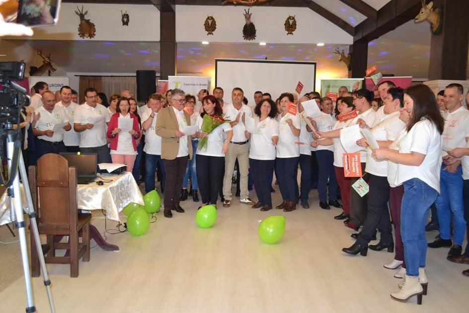 Gala aniversară a brokerilor, la Onești