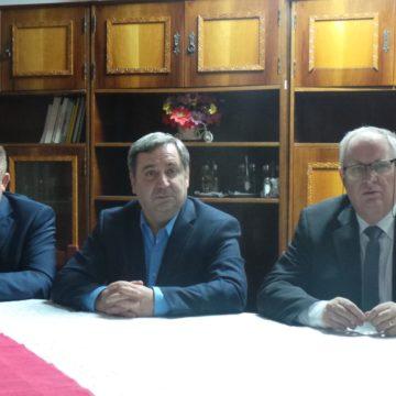 În vizită de analiză la SC Chimcomplex SA Borzești