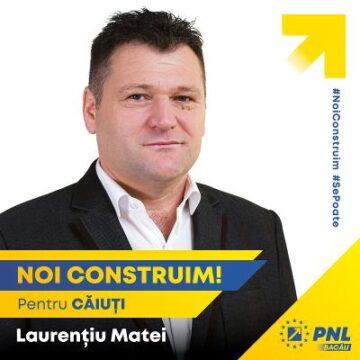 Luptă de la egal la egal PNL – PSD pentru funcția de primar al comunei Căiuți