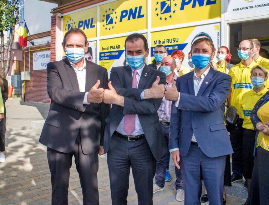 PNL  deschide Târgu Ocna!