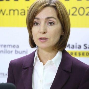 La 15  noiembrie – Alegeri prezidențiale în Republica Moldova – Turul II