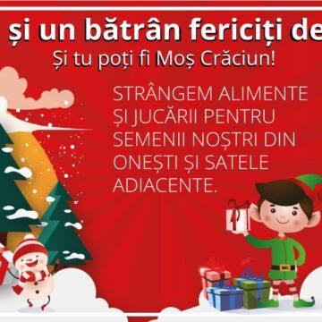 Pentru un Crăciun Fericit!
