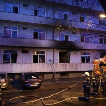 """O nouă tragedie în sistemul sanitar. Incendiu la Spitalul """"Matei Balș"""" din București. Patru pacienți au murit"""