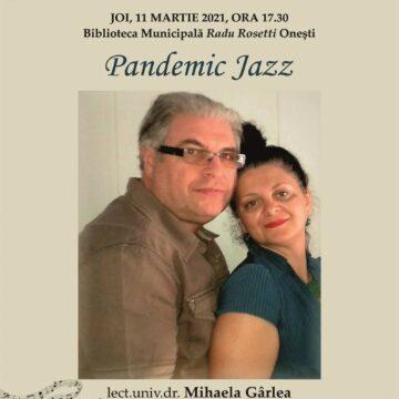 Invitație  la… Pandemic  Jazz