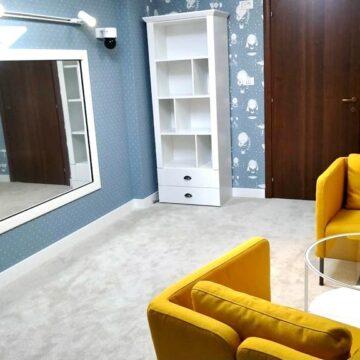 Prima cameră din cadrul Parchetului de pe lângă Tribunalul Vrancea dedicată audierii copiilor, a fost finalizată