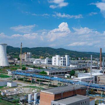 Chimcomplex  este cel mai mare exportator cu capital românesc din economia națională