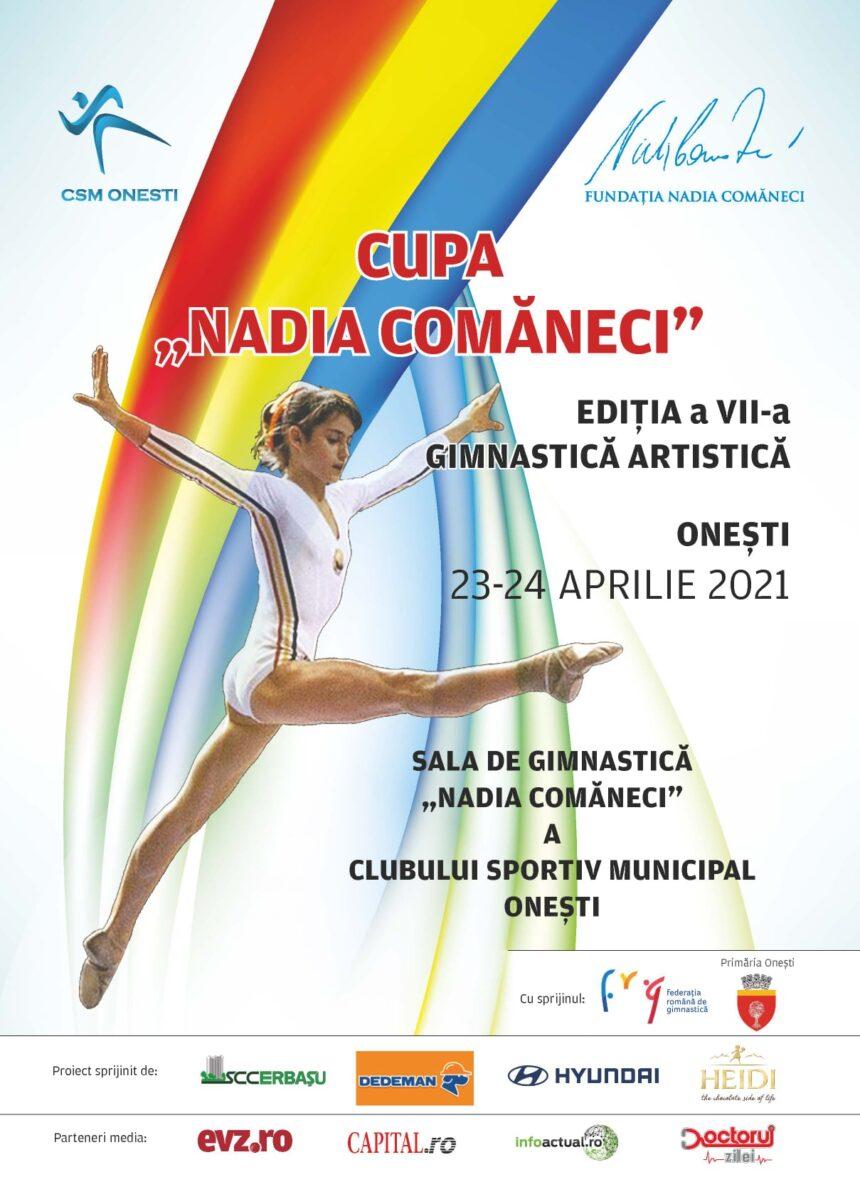 """Cupa """"Nadia Comăneci"""" la gimnastică artistică sfidează pandemia"""