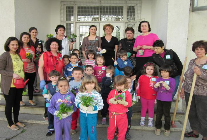 Un program de succes în educația pentru mediu la Onești