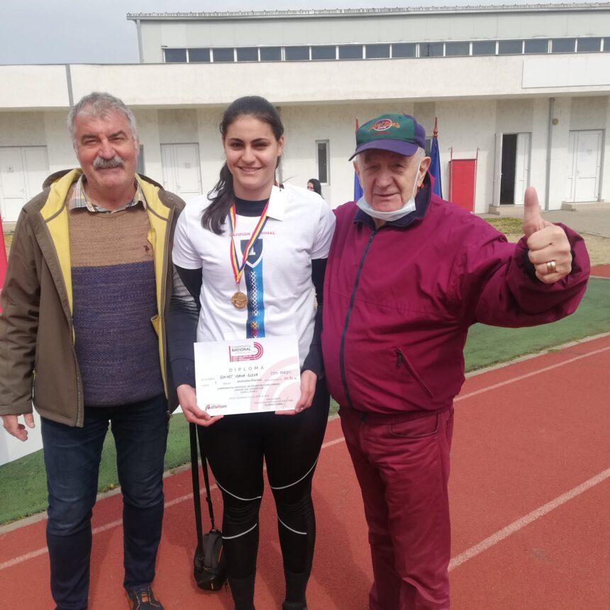 Federația Română de Atletism a decis: CSM Onești pe primul loc!