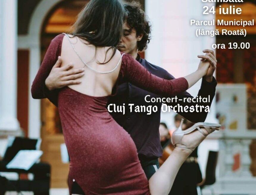 SUPER- CONCERT DE TANGO ARGENTINIAN  ÎN PARCUL MUNICIPAL  ONEȘTI