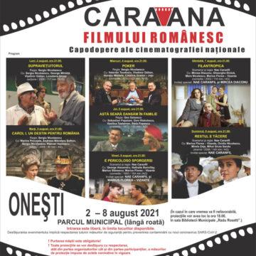 Caravana  Filmului Românesc  la Onești