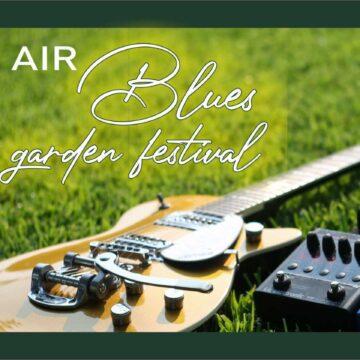 Un  evantai deschis –  Open Air Blues  in the  garden festival, Ediția a II a – Dărmănești  2021