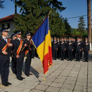 Succes  pe mai departe  absolvenților  Școlii Naționale de Pregătire a  Agenților de Penitenciare Târgu Ocna