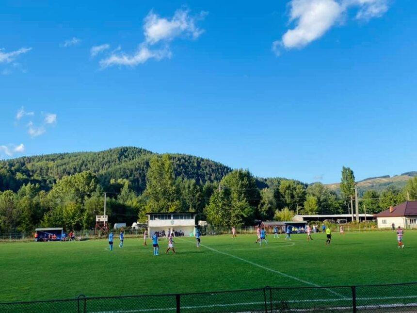 Fotbal, Liga a IV a – Trei echipe (CSM Moinești, Măgura Cașin și Sportul Onești),  pe primele  trei locuri!