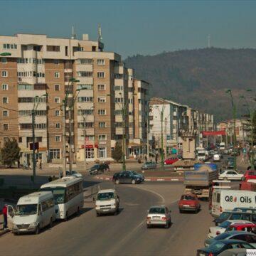 Presiune  scăzută de apă pe Calea Mărășești din Onești