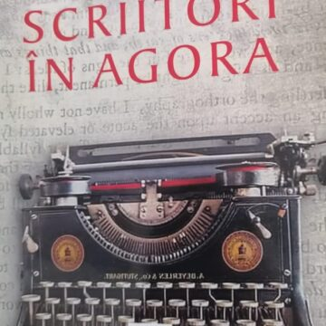 SCRIITORI ÎN AGORA, autor Ghiță Nazare